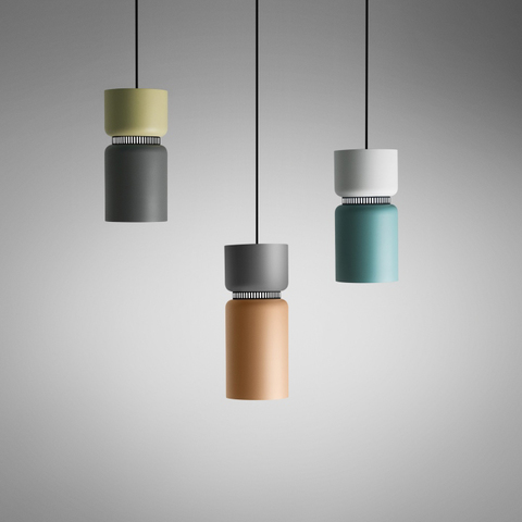 Aspen lamp by Werner Aisslinger for B.lux