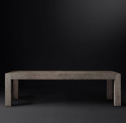 Monterey Rectangular Dining Table