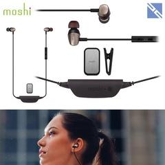 Наушники Moshi Mythro Air bluetooth бронзовый с микрофоном