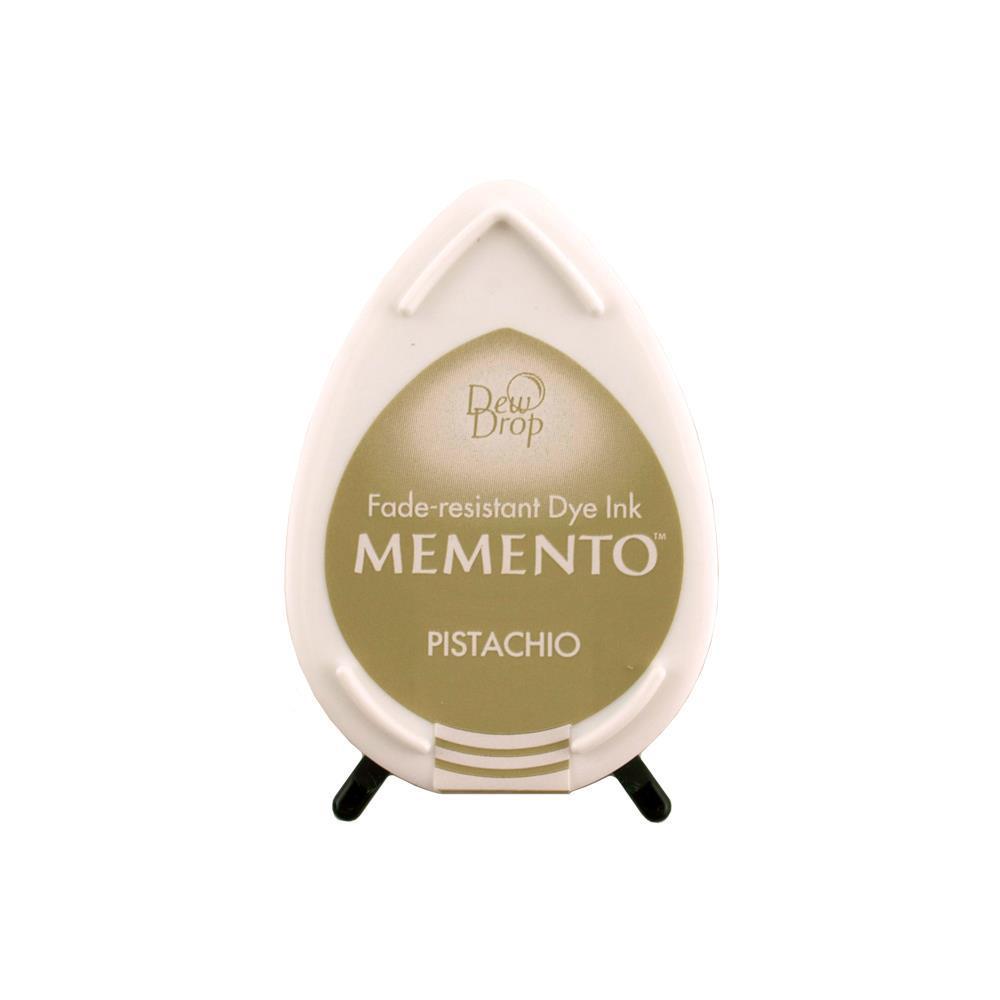 Штемпельная подушечка mini - MEMENTO - Pistachio