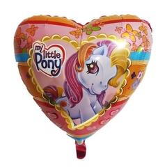 Шар F (18''/46 см) Моя маленькая лошадка / My little pony, 1 шт.