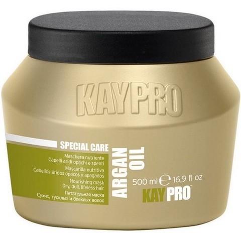 Маска питательная с аргановым маслом KAYPRO ,500 мл