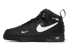 Кроссовки Nike Air Force 1 Mid 07 LV8 Black