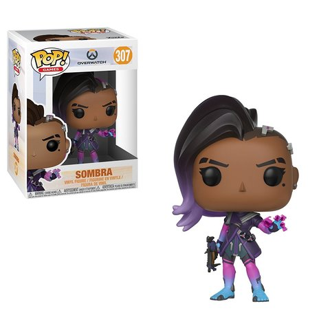Sombra Overwatch Funko Pop! Vinyl Figure || Сомбра