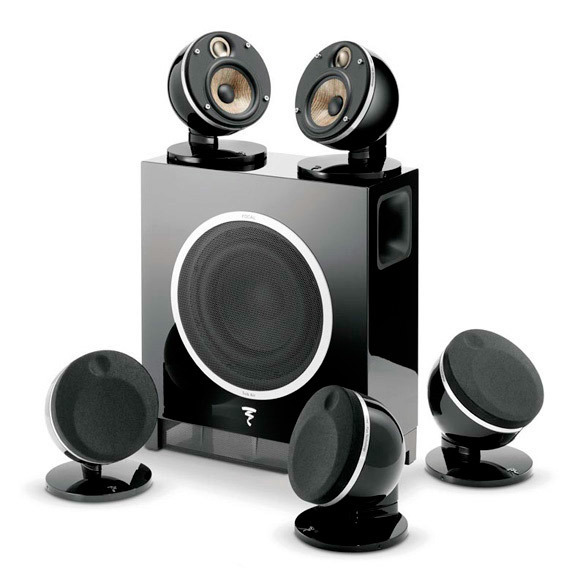 Focal Dome Pack 5.1 Flax & Sub Air