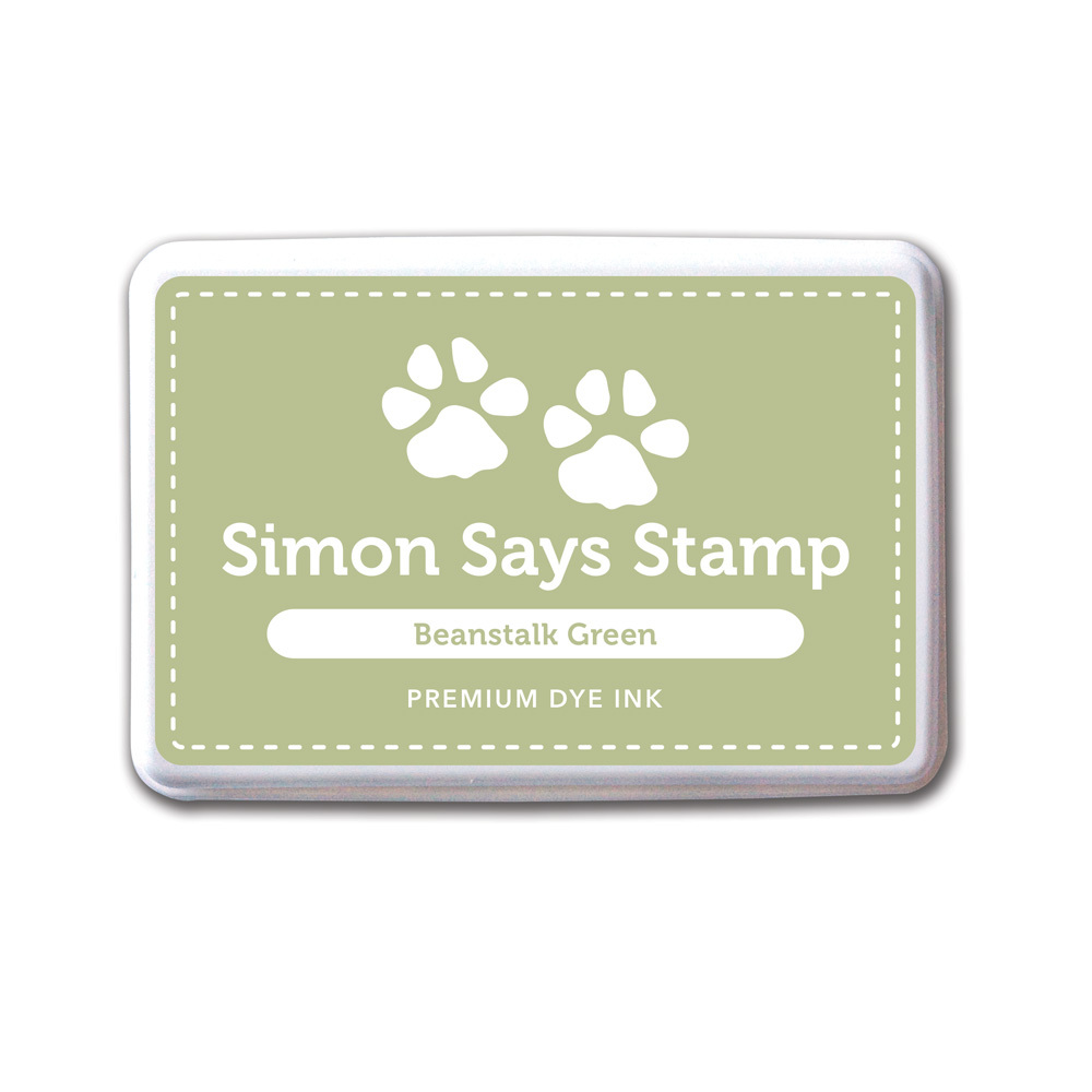 Архивные чернила Simon Says STAMP! Beanstalk Green