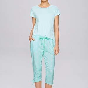 Пижама с короткими брюками NLP-461