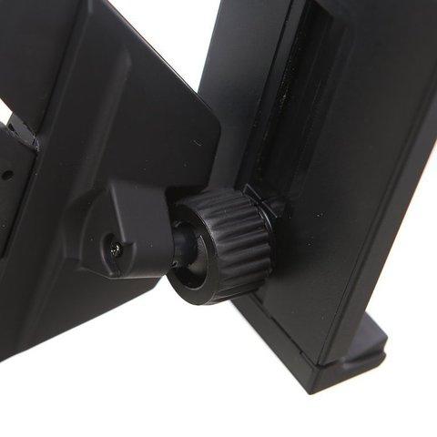Автомобильный держатель Ppyple CD-N7 black