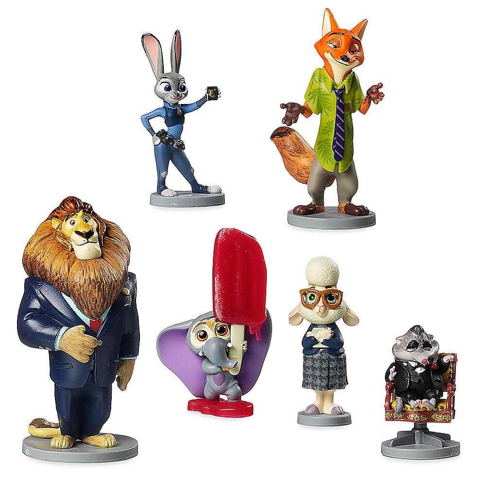 Каталог Фигурки Зверополис набор из 6 игрушек zootopia-nabor-6-figurok_1.jpg