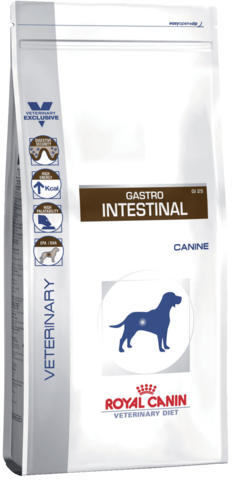 Royal Canin Gastro Intestinal GI25 14 кг