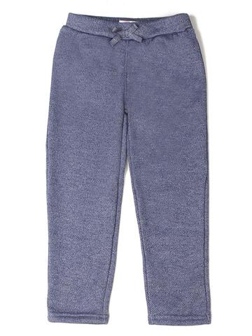 GAC005552 Брюки для девочек, синий меланж