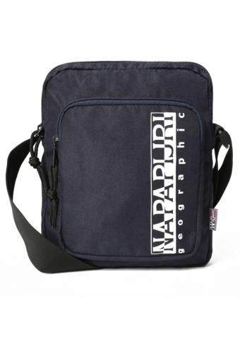 Сумка на плечо Napapijri Happy Cross Pocket Blu Marine