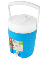 Изотермический пластиковый контейнер Igloo 2 Gal Cyan blue