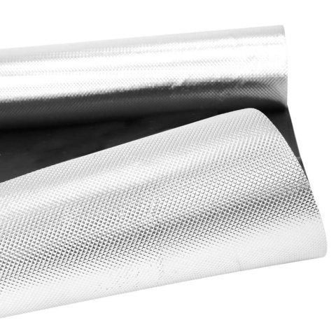 Светоотражающая пленка Silver Lightite Diamond Diffusion 1250х1000  125mu