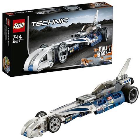 LEGO Technic: Рекордсмен 42033