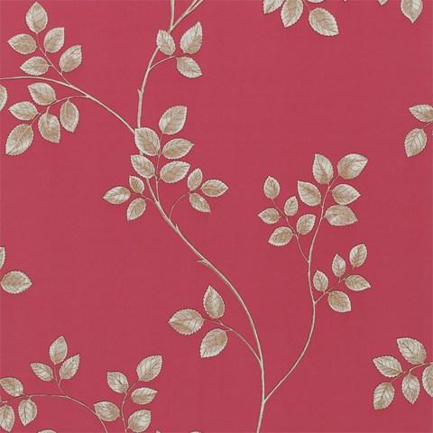 Обои Sanderson Parchment Flowers DPFWFR103, интернет магазин Волео