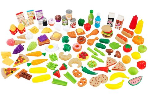 KidKraft Вкусное удовольствие - набор еды 63330_KE
