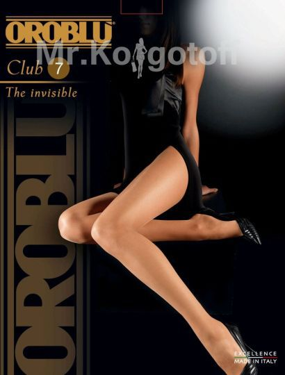 Колготки Oroblu Club 7