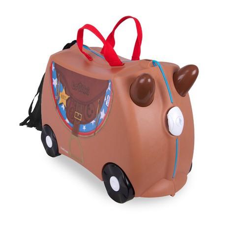 Детский чемодан Trunki Bronco Лошадка