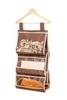 Кофр для сумок и аксессуаров, Париж, Горький Шоколад