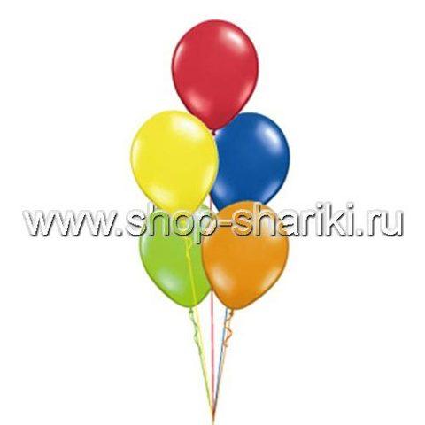 shop-shariki.ru фонтан из шаров классический мини