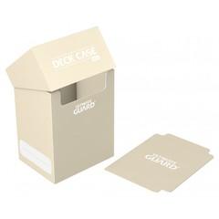 Ultimate Guard - Коробочка на 80 карт песочного цвета