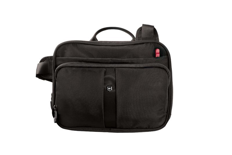 Сумка через плечо Victorinox Travel Companion горизонтальная, black
