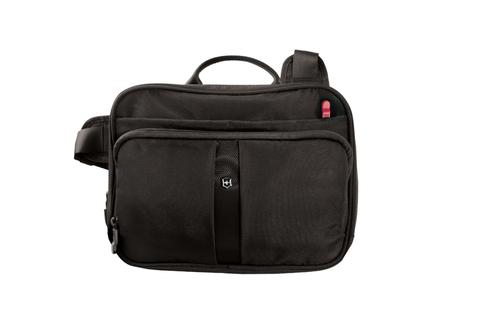 Сумка через плечо Victorinox Travel Companion горизонтальная, black, фото 2