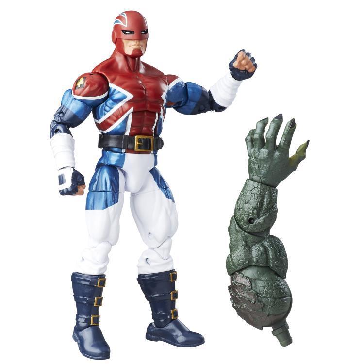 Фигурка Капитан Британия (Marvel's Captain Britain) Marvel Legends 15 см