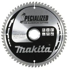 Диск по алюминию Makita 180*30/20/15,88*2,4 мм /60, 0°, TCG