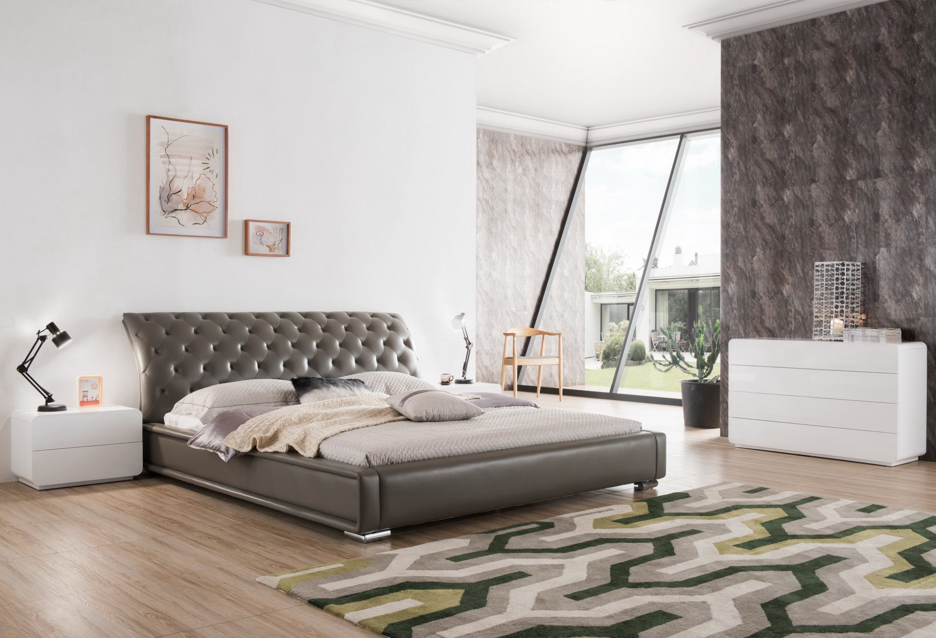 Кровать ESF 1397