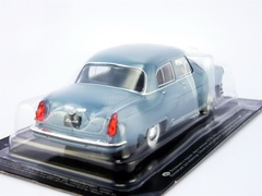 GAZ-21 Volga gray-blue 1:43 DeAgostini Auto Legends USSR #208