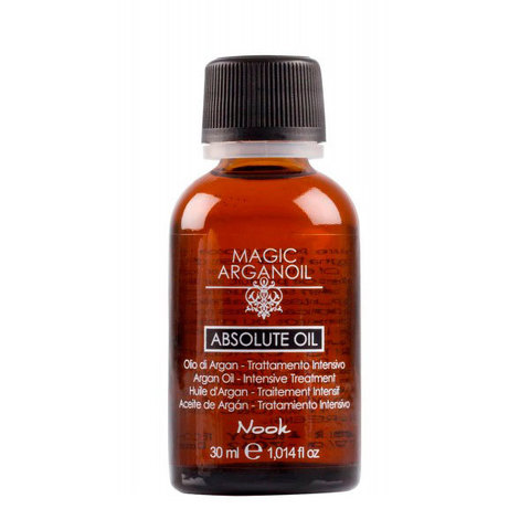Nook Масло для волос Магия Арганы Абсолют Magic Arganoil Absolute Oil