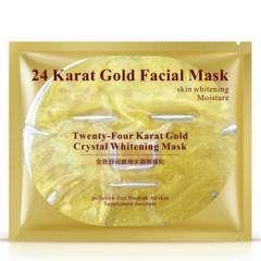 Гидрогелевая маска с 24к золотом, 60гр