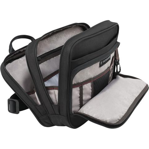 Сумка через плечо Victorinox Travel Companion горизонтальная, black, фото 3