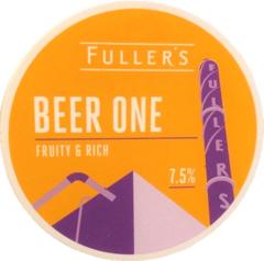 Пиво Fullers Beer One