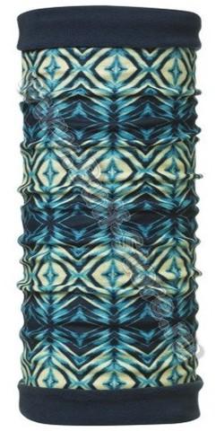 Шарф-труба трансформер двухсторонний Buff Blue Poison