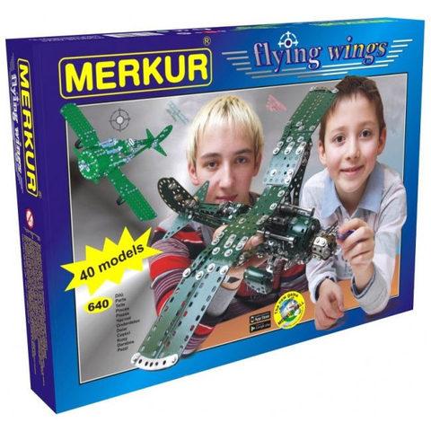 Merkur M-3413 Металлический конструктор Merkur Flying Wings