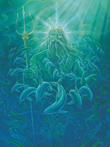 № 26. Двадцать Шестая Матрица. ПЕРВОЗДАННАЯ СВЕТОВАЯ СИЛА НЕПТУНА  В ЕДИНСТВЕ СО ВСЕВЫШНИМ!