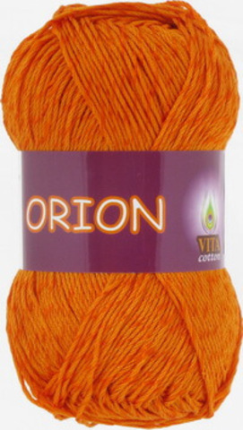 Пряжа Orion Vita cotton 4582 Золото