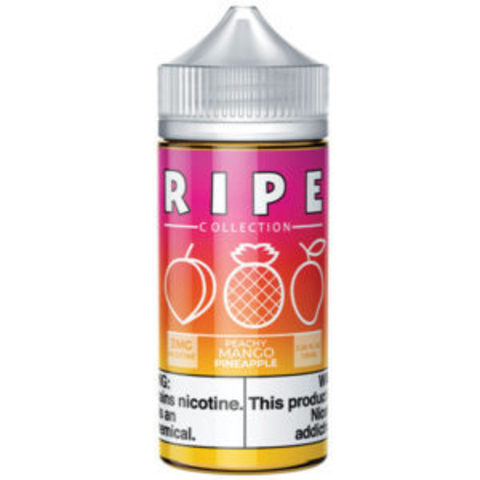 Ripe Collection 100 мл Peachy Mango Pineapple