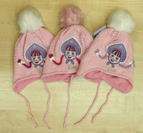 шапка детская подкладка флис
