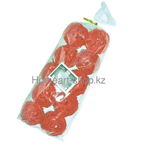 Декоративные шары 5 см * 10 шт. ;