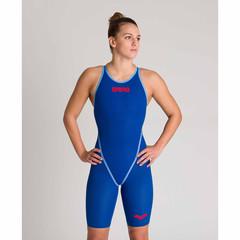 НОВИНКА 2020!!! Стартовый костюм ARENA Women's Powerskin Carbon - Core FX Open Back - FINA approved blue ocean ПОД ЗАКАЗ