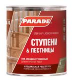 Лак алкидно-уретановый PARADE L15 Ступени & Лестницы