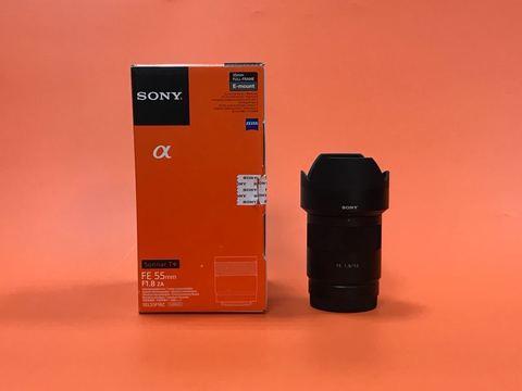 Sony Sonnar T* 55mm f/1.8 Z (SEL-55F18Z) комиссия