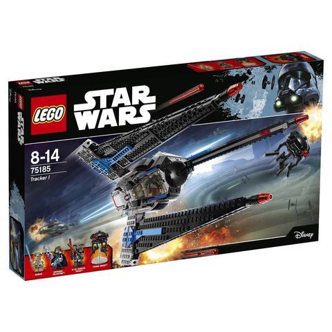 LEGO Star Wars: Исследователь I 75185 — Tracker I — Лего Звездные войны Стар Ворз