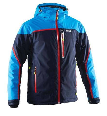 Мужская горнолыжная куртка 8848 Altitude Iron Softshell (navy)