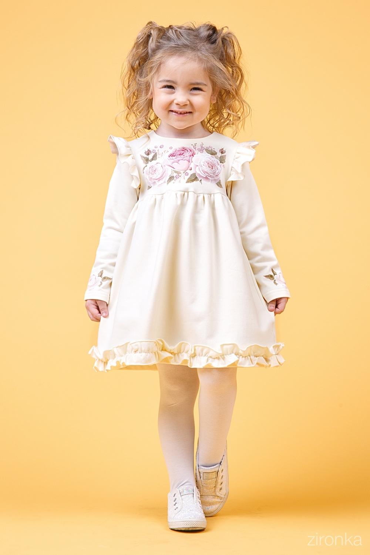 Платье для девочки 38-9015-1