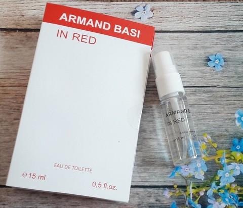 Туалетная вода Копия (Armand Basi In Red) женская 15 мл.